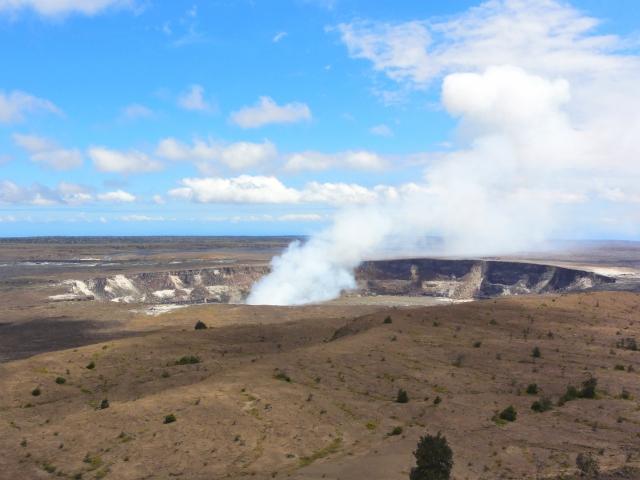 キラウエア火山へ行く際に気をつけること