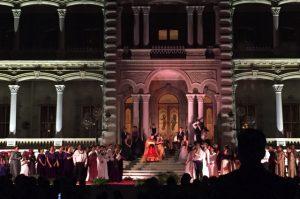 イオラニ宮殿のイベント
